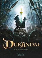 Cover-Bild zu Jarry, Nicolas: Durandal 01. Die Bretonische Mark