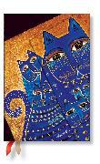 Cover-Bild zu 2022 Katzen des Mittelmeers Mini 12M. Verso
