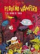 Cover-Bild zu Sfar, Joann: PEQUEÑO VAMPIRO Y EL SUEÑO DE TOKIO
