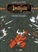 Cover-Bild zu Sfar, Joann: Donjon Parade 02. Der König der Krieger