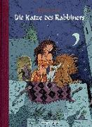 Cover-Bild zu Sfar, Joann: Die Katze des Rabbiners Sammelband 3