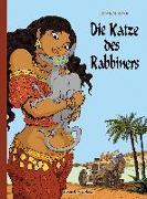 Cover-Bild zu Sfar, Joann: Die Katze des Rabbiners
