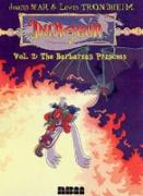 Cover-Bild zu Sfar, Joann: Zenith: The Barbarian Princess