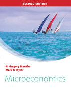 Cover-Bild zu Microeconomics von Mankiw, Gregory N.