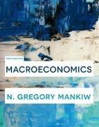 Cover-Bild zu Macroeconomics (eBook) von Mankiw, N. Gregory