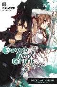 Cover-Bild zu Reki Kawahara: SWORD ART ONLINE 1: AINCRAD (LIGHT NOVEL)