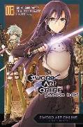 Cover-Bild zu Reki Kawahara: Sword Art Online: Phantom Bullet, Vol. 3 (manga)
