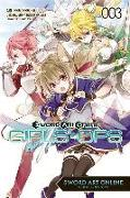 Cover-Bild zu Reki Kawahara: Sword Art Online: Girls' Ops, Vol. 3