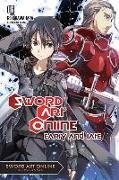 Cover-Bild zu Reki Kawahara: SWORD ART ONLINE 8 (LIGHT NOVEL)