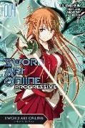Cover-Bild zu Reki Kawahara: Sword Art Online Progressive, Vol. 4 (Manga)