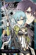 Cover-Bild zu Reki Kawahara: Sword Art Online: Phantom Bullet, Vol. 1 (Manga)