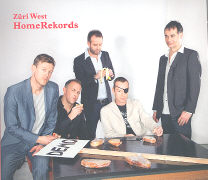 Cover-Bild zu Züri West: HomeRekords
