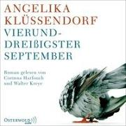 Cover-Bild zu Klüssendorf, Angelika: Vierunddreißigster September