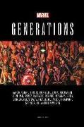 Cover-Bild zu Marvel Comics: Generations