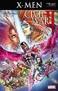 Cover-Bild zu Marvel Comics (Ausw.): Civil War II: X-Men