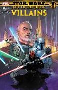 Cover-Bild zu Marvel Comics: Star Wars: Age of the Republic - Villains