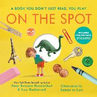 Cover-Bild zu Rosenthal, Amy Krouse: On the Spot (eBook)