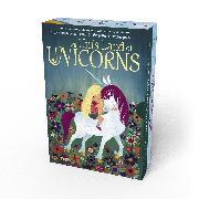Cover-Bild zu Rosenthal, Amy Krouse: Uni's Land of Unicorns (Board Book Boxed Set)