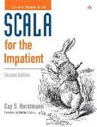 Cover-Bild zu Horstmann, Cay S.: Scala for the Impatient