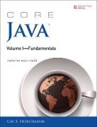 Cover-Bild zu Horstmann Cay S.: Core Java Volume I--Fundamentals (eBook)