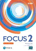 Cover-Bild zu Focus BrE 2nd Level 2 Workbook w/ online audio von Brayshaw, Daniel