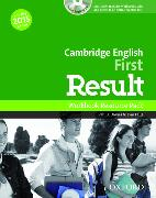 Cover-Bild zu Cambridge English: First Result: Workbook