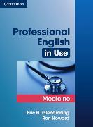 Cover-Bild zu Medicine - Professional English in Use von Glendinning, Eric H.