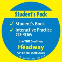 Cover-Bild zu New Headway. Third Edition. Upper-Intermediate. Student's Book. With German-Wordlist von Soars, Liz