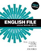 Cover-Bild zu English File: Advanced: Workbook with Key