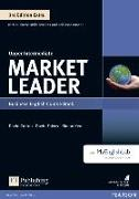 Cover-Bild zu Market Leader 3rd Edition Extra Upper Intermediate Course Book with DVD-ROM & MyEnglishLab von Wright, Lizzie