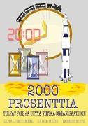 Cover-Bild zu 2000 prosenttia (eBook)
