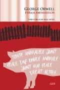 Cover-Bild zu Ferma animalelor (eBook)