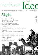 Cover-Bild zu Asal, Sonja (Weitere Bearb.): Zeitschrift für Ideengeschichte Heft X/1 Frühjahr 2016