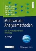 Cover-Bild zu Backhaus, Klaus: Multivariate Analysemethoden