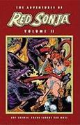 Cover-Bild zu Roy Thomas: The Adventures Of Red Sonja Volume 2
