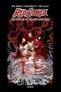 Cover-Bild zu Roy Thomas: Red Sonja: The Ballad of the Red Goddess HC