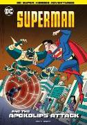 Cover-Bild zu Cohen, Ivan: Superman and the Apokolips Attack