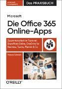 Cover-Bild zu Die Microsoft Office 365 Online-Apps - Das Praxisbuch