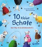 Cover-Bild zu Gehm, Franziska: 10 kleine Schafe