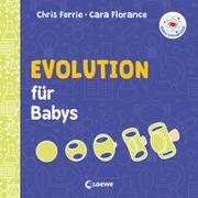 Cover-Bild zu Ferrie, Chris: Baby-Universität - Evolution für Babys