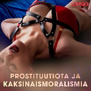 Cover-Bild zu Prostituutiota ja kaksinaismoralismia (Audio Download)