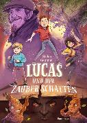 Cover-Bild zu Gemmel, Stefan: Lucas und der Zauberschatten