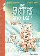 Cover-Bild zu Gemmel, Stefan: VORLESEN! Die Yetis sind los! Verflixt und zugeschneit (Band 1)