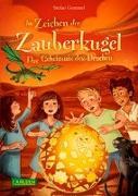 Cover-Bild zu Gemmel, Stefan: Im Zeichen der Zauberkugel 4: Das Geheimnis des Drachen