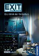 Cover-Bild zu EXIT - Das Buch: Die Klinik der Schatten von Brand, Inka