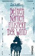 Cover-Bild zu Deinen Namen flüstert der Wind von Hallberg, Lin