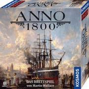 Cover-Bild zu Anno 1800 von Wallace, Martin