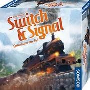 Cover-Bild zu Switch & Signal von Thompson, David