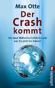 Cover-Bild zu Der Crash kommt von Otte, Max