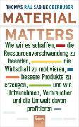 Cover-Bild zu Material Matters von Rau, Thomas